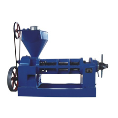 YZS-120 screw oil expeller
