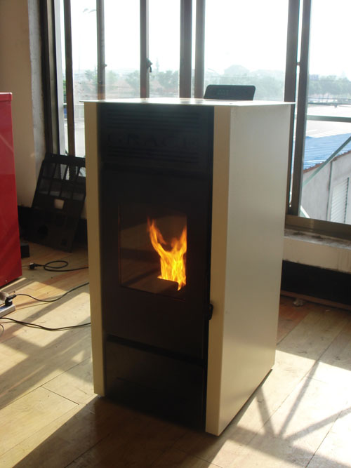 Exporter of pellet stove fireplace,pellet burning fireplace,wood ...