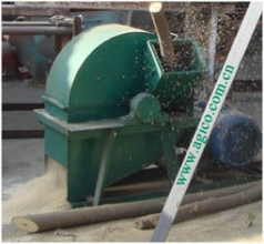 Wood Straw Crusher