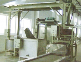 Peanut Automatic Degreasing Mixer