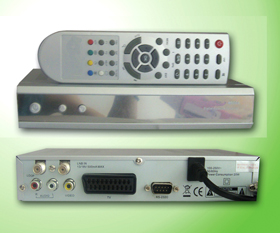 Opticum 4000A DVB S