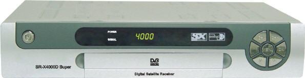 Starsat 4000 DVB S for Middle East