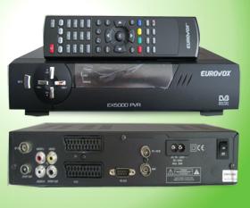 Eurovox EX5000 PVR DVB C