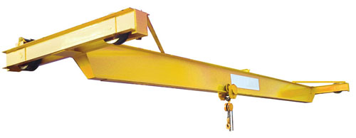 Single-girder Crane